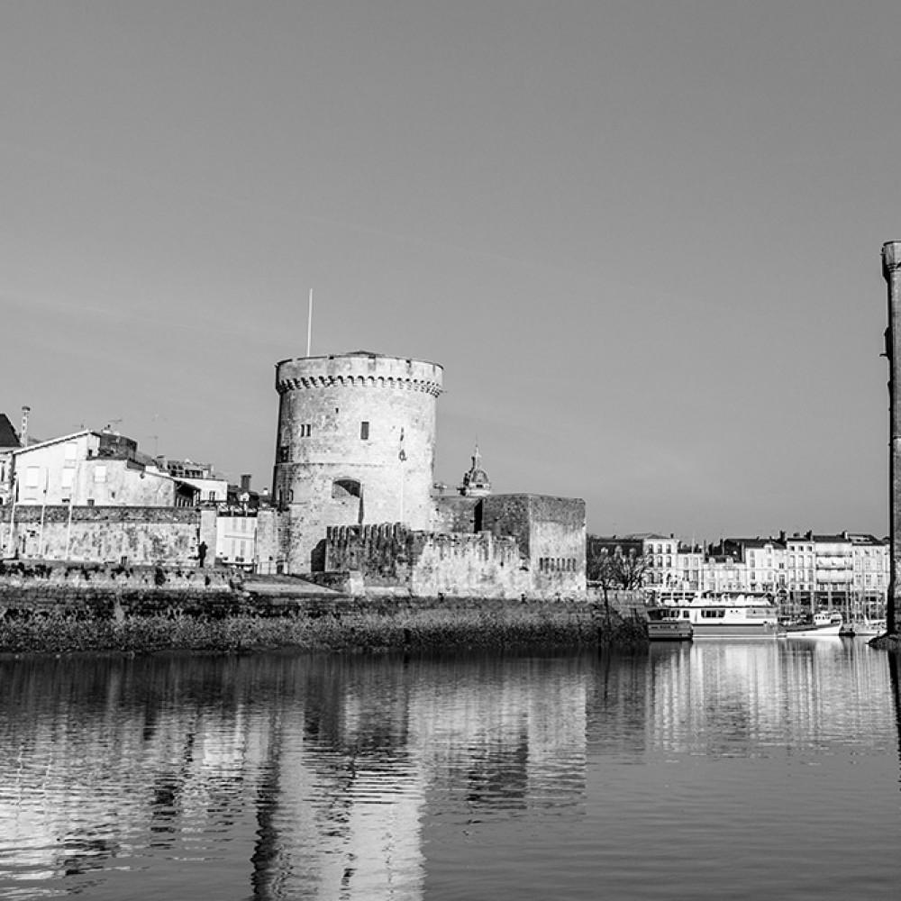Liaison maritime à La Rochelle : le bus de mer et le passeur - RTCR -