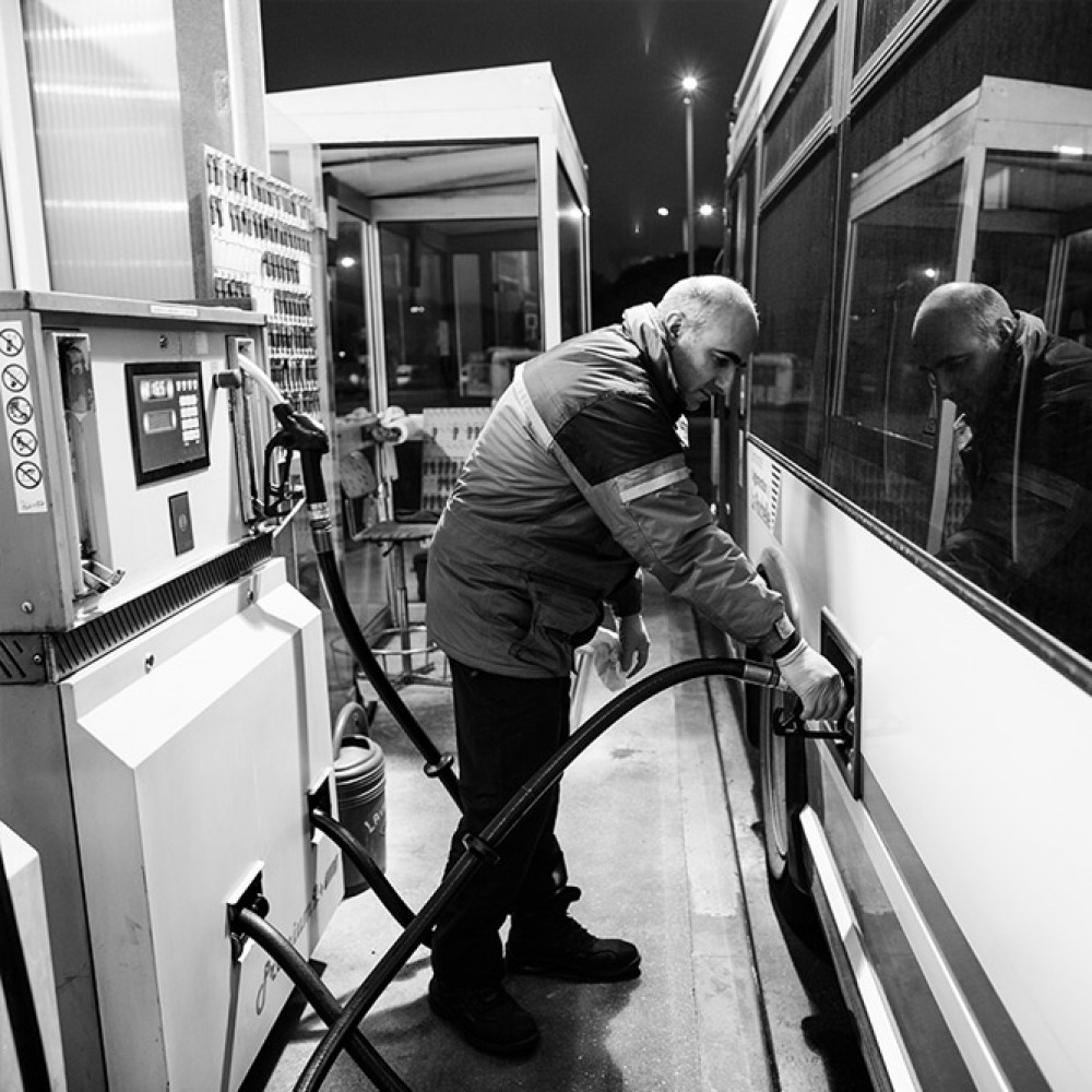 Station essence - RTCR